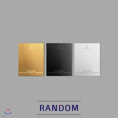 더보이즈 (The Boyz) - 미니앨범 5집 : CHASE [CHASE/STEALER/TRICK 3종 중 랜덤발송]