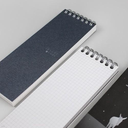 백석 - 나와 나타샤와 흰 당나귀 수첩 (캘리그라피, 딥펜, 만년필용)