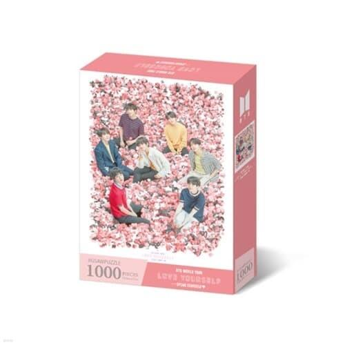 BTS 퍼즐 1000피스 월드투어 포스터 3 SPEAK YOURSELF