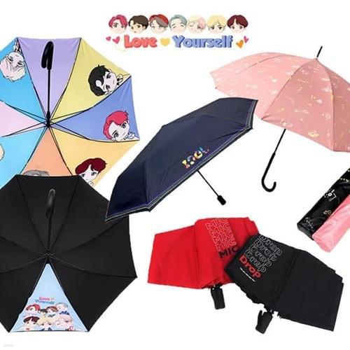 [한정수량특가] BTS 슬리퍼 우산 모음전