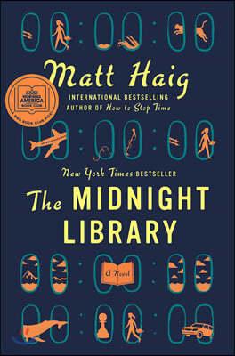 The Midnight Library (미국판)