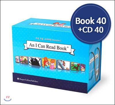 [I Can Read] 아이캔리드 1단계 B Full Set (Book 40 + CD 40)