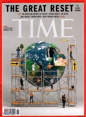 Time (주간) - Asia Ed. 2020년 11월 02일