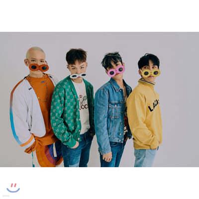 비투비 포유 (BTOB 4U) - 미니앨범 1집 : INSIDE [SIDE ver.]