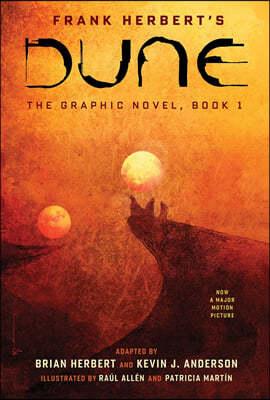 Dune: The Graphic Novel, Book 1: Dune, 1