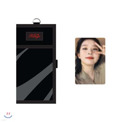 Red Velvet - La Rouge 티켓홀더+포토카드SET [슬기]