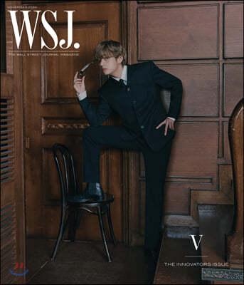 [V]The Wall Street Journal USA (월간) : 2020년 11월 : BTS 방탄소년단 커버