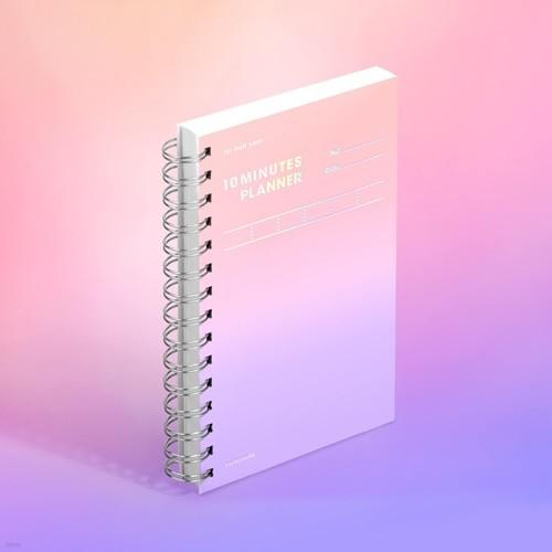 [모트모트] 텐미닛 플래너 HALF YEAR 컬러칩 - 드림 캐처