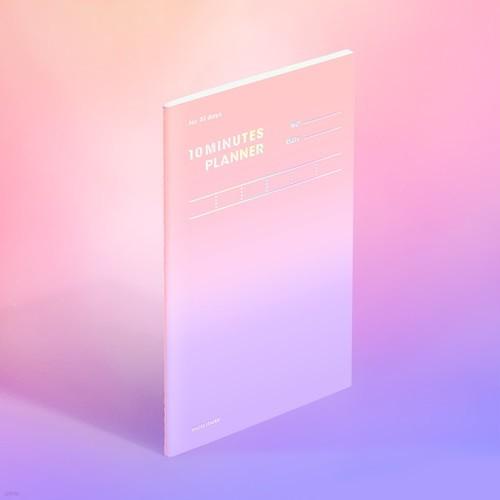 [모트모트] 텐미닛 플래너 31DAYS 컬러칩 - 드림 캐처