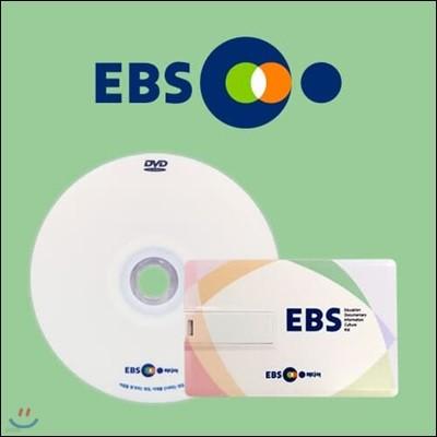 EBS 최고다! 호기심 딱지 바이러스 7종 시리즈 DVD+USB 멀티 플러스