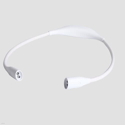 눈뽕급 넥밴드 LED 독서등 작업등 USB충전 북라이트