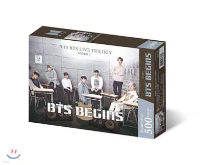 BTS 직소퍼즐 월드투어 포스터 5/BTS BEGINS