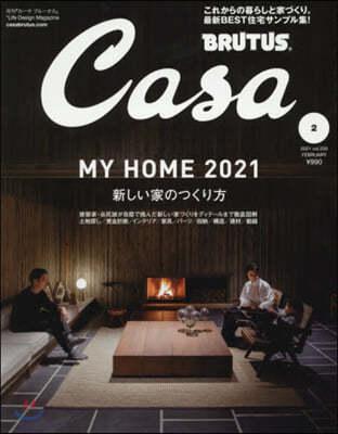 Casa BRUTUS(カ-サブル-タス 2021年2月號