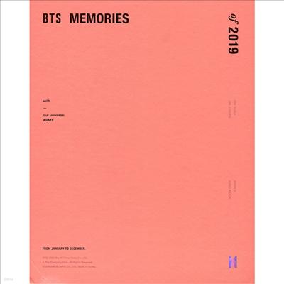 방탄소년단 (BTS) - Memories Of 2019 (6DVD)