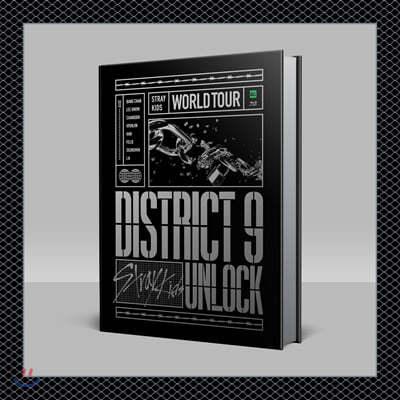 스트레이 키즈 (Stray Kids) - Stray Kids World Tour 'District 9 : Unlock' in SEOUL BLU-RAY
