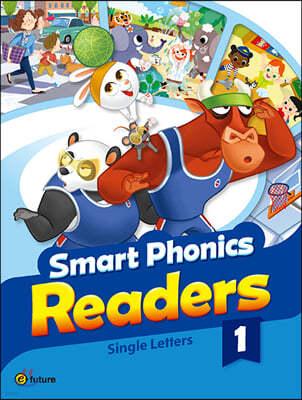 Smart Phonics Readers 1 (Combined Version)