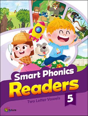 Smart Phonics Readers 5 (Combined Version)