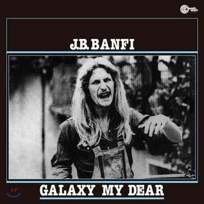 J.B. Banfi (제이 비 반피) - Galaxy My Dear [LP]