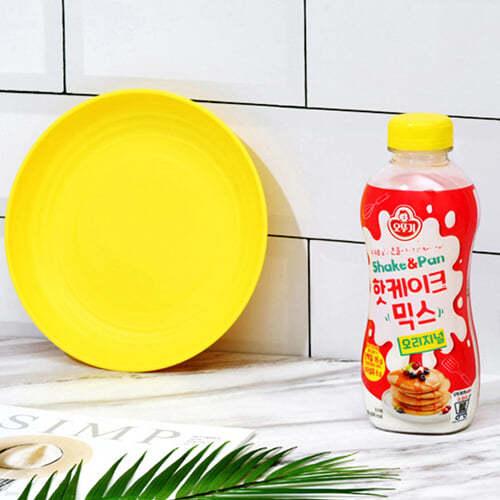 [예스베리굿즈][YES24 X 오뚜기] 핫케이크 믹스+접시 SET