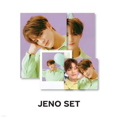 [JENO SET_NCT DREAM] 2021 SG PHOTO PACK
