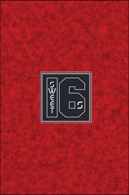 Sweet 16s: Hardcover Rap Notebook Journal For Rappers, Lyrics and Hip Hop Heads - 112 pages and 7x10 Songwriters Music Journal -