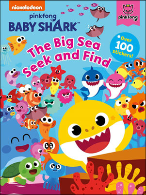 Baby Shark: The Big Sea Seek and Find