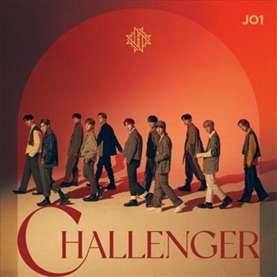 JO1 (제이오원) - Challenger (CD+Photobook) (초회한정반 B)(CD)