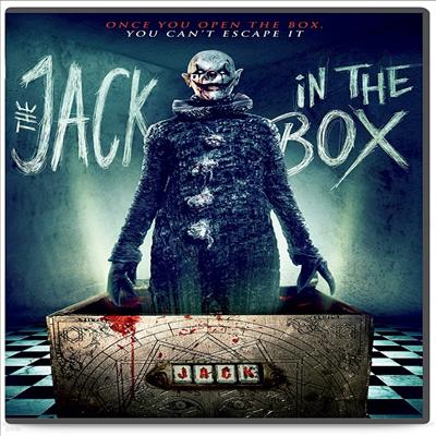 The Jack In The Box (더 잭 인 더 박스) (2019)(지역코드1)(한글무자막)(DVD)