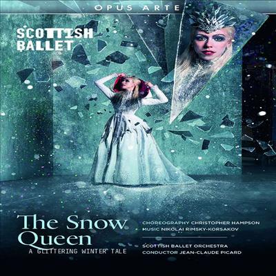 크리스토퍼 햄슨 - 눈의 여왕 (The Snow Queen) (한글무자막)(DVD) (2021) - Jean-Claude Picard