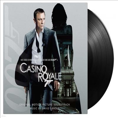 O.S.T. - Casino Royale (007 카지노 로얄) (Soundtrack)(180g Gatefold 2LP)
