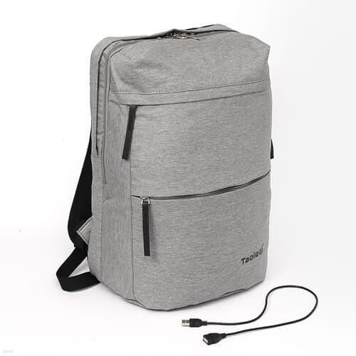 비즈니스 캐주얼 USB 충전 백팩 / 스마트 노트북가방