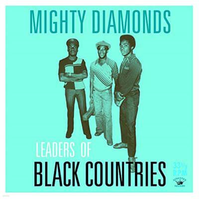 Mighty Diamonds (마이티 다이아몬드) - Leaders Of Black Countries [LP]