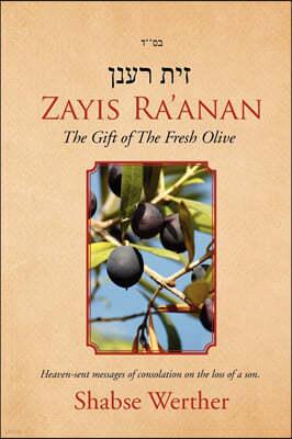 Zayis Ra'anan