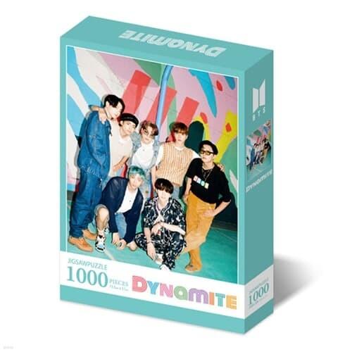 BTS 퍼즐 1000피스 다이너마이트 민트 직소퍼즐 DYNAMITE 굿즈