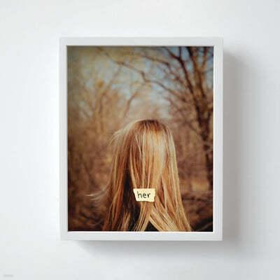 '그녀' 영화음악 (Her OST by Arcade Fire / Owen Pallett) [화이트 컬러 LP]