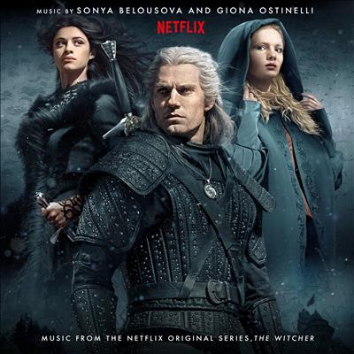 Sonya Belousova & Giona Ostinelli - Witcher (위쳐) (A Netflix Original Series)(Soundtrack)(2CD)