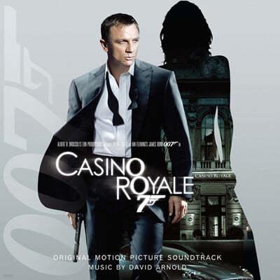 007 카지노 로얄 영화음악 (007 Casino Royale OST by David Arnold) [2LP]