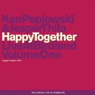 Ken Peplowski - Happy Together (CD)