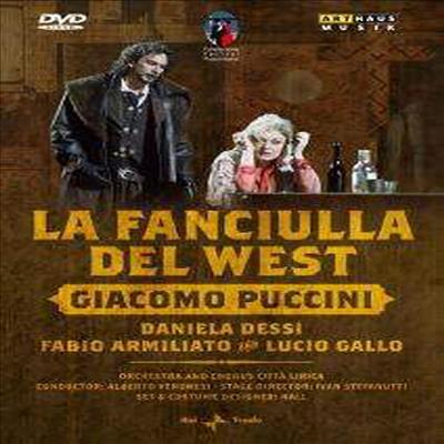 푸치니 : 서부의 아가씨 (Puccini : Fanciulla del West)(한글무자막) - Daniela Dessi