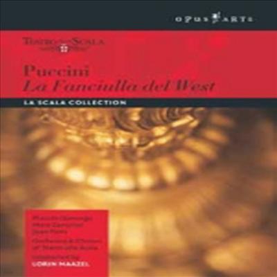푸치니 : 서부의 아가씨 (Puccini : La Fanciulla Del West) - Lorin Maazel