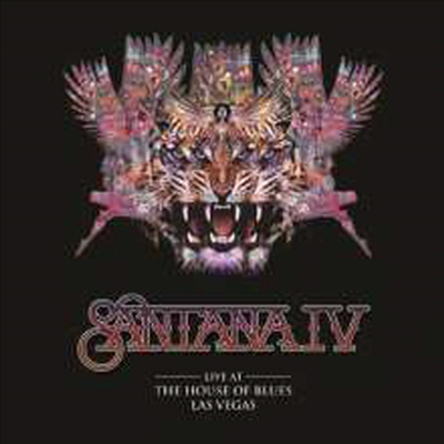 Santana - Live At The House Of Blues, Las Vegas (DVD+3LP)(DVD)