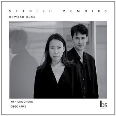 정유정(Yu-Jung Chung)/Diego Arias - Spanish Memoirs (CD)