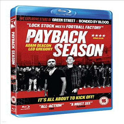 Payback Season (페이백) (한글무자막)(Blu-ray)