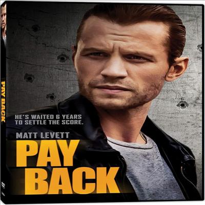 Payback (페이백) (2021)(지역코드1)(한글무자막)(DVD)