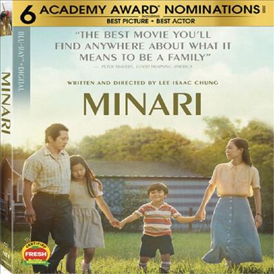 Minari (미나리)(한글무자막)(Blu-ray)