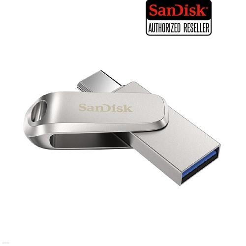 샌디스크 Ultra Dual Drive Luxe USB Type-C 128GB