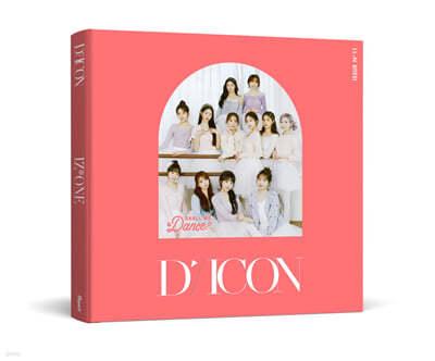 D-icon 디아이콘 vol.11 아이즈원 Shall we dance? 13. 종합판