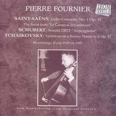 Pierre Fournier 생상: 첼로 협주곡 1번 (Saint-Saens: Cello Concerto Op.33)
