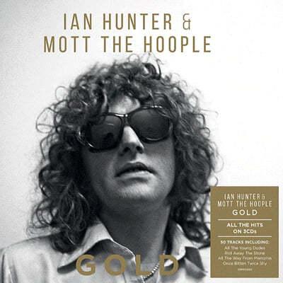 Ian Hunter / Mott the Hoople (이안 헌터 앤 모트 더 후플) - Gold