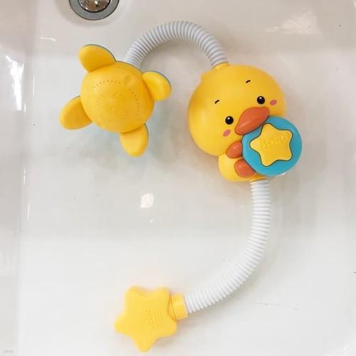 레츠토이 오리샤워기 유아 목욕놀이 물놀이 장난감